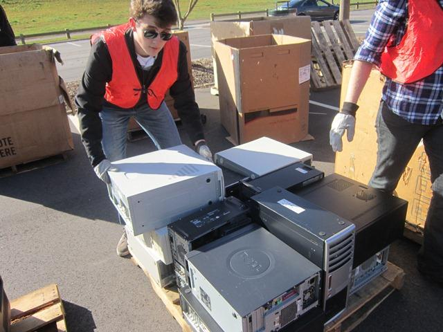 E-Recycling Event