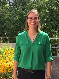 Katie Krueger Recently Joined the HRPDC Water Resources Department