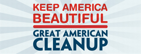 Great American Cleanup Logo