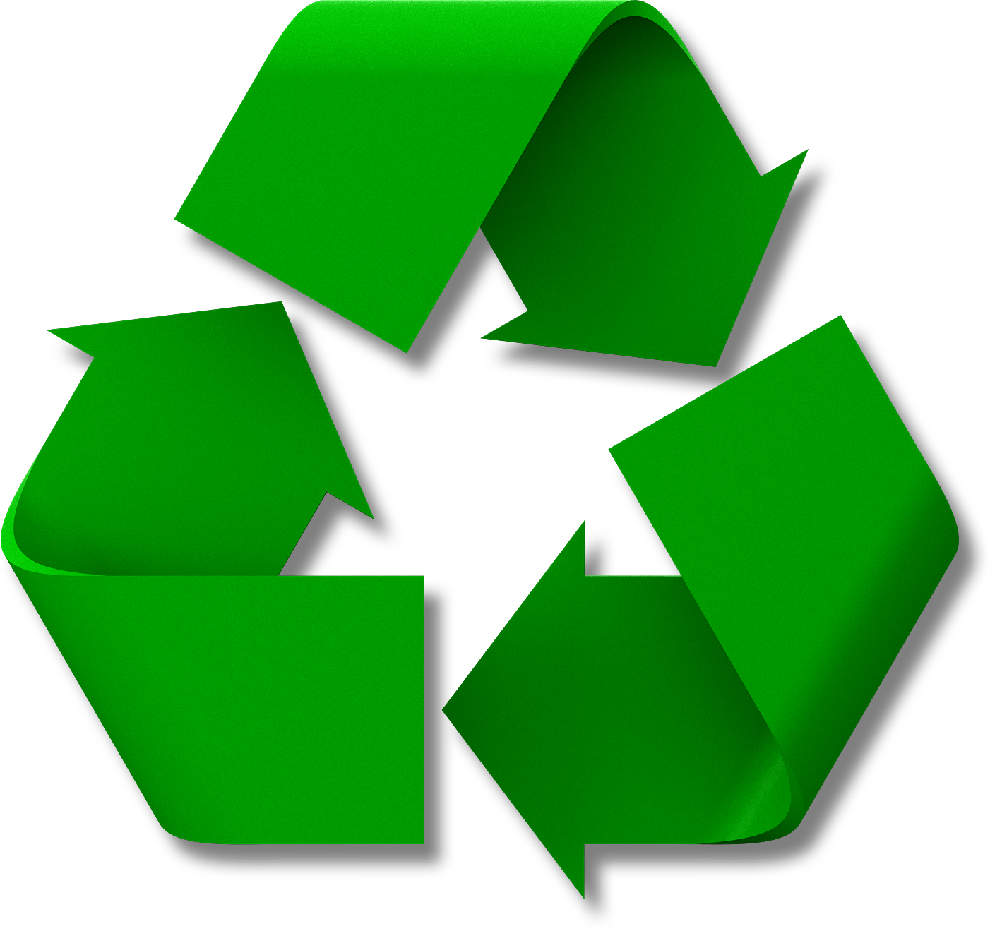 Recycling Arrow Image