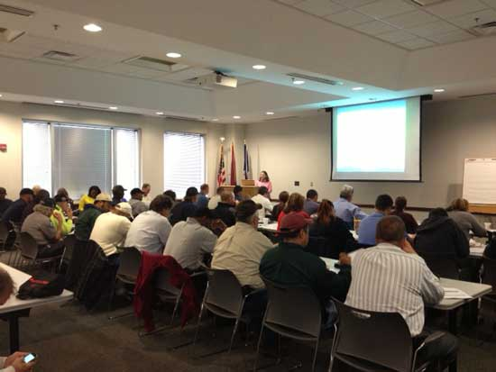 Pollution Prevention Training Newport News May 2013