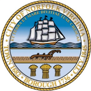 Seal of Norfolk VA