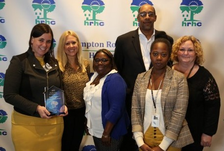 Photo of Hampton-Newport News Community Services Board KEYS Programs team