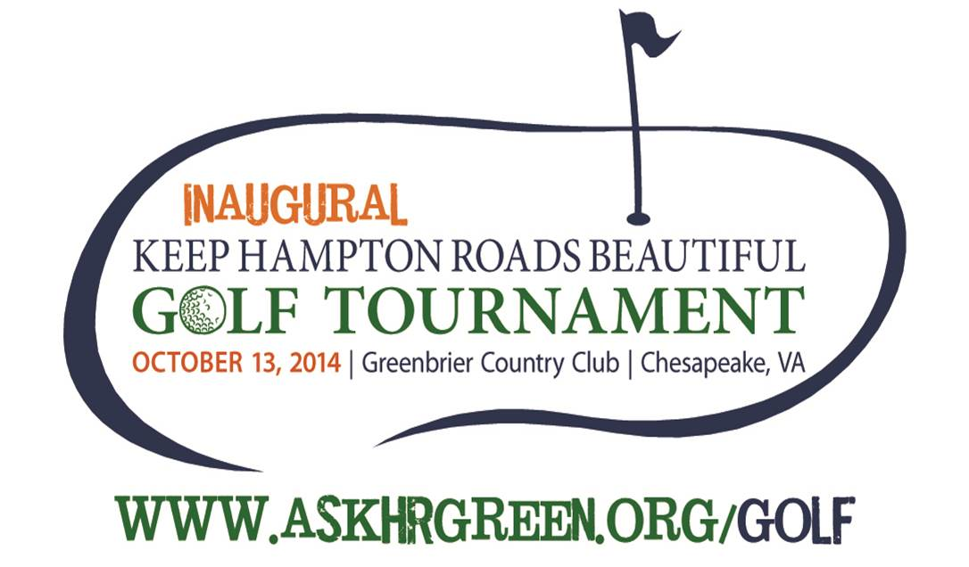 askHRgreen.org Golf Tourney Logo