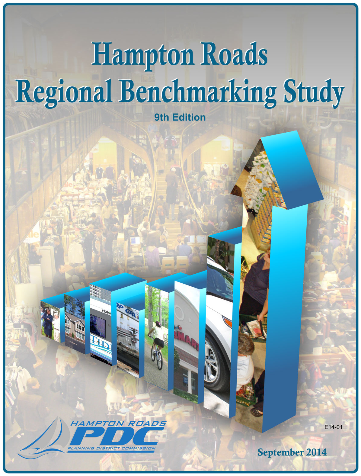 2014 Benchmarking Cover Image