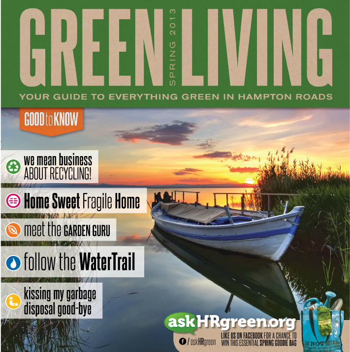 Green Living Guide Cover