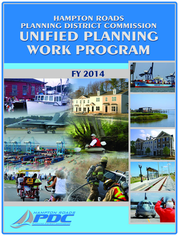 FY2014 UPWP Cover