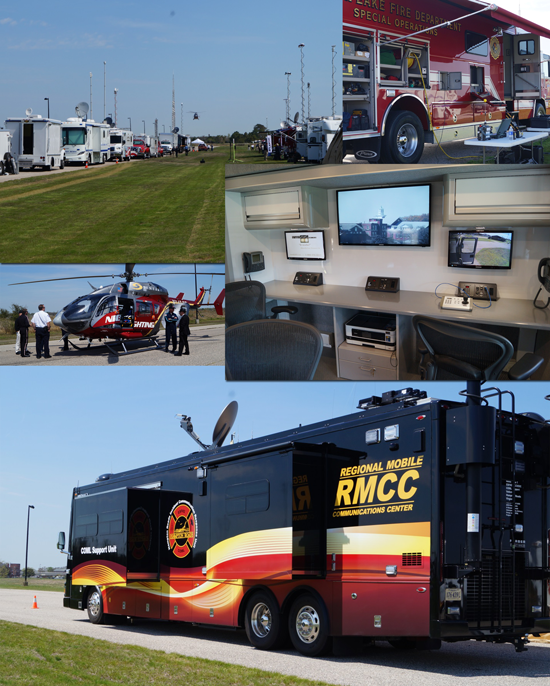 Collage of Images from Interoperability Rodeo