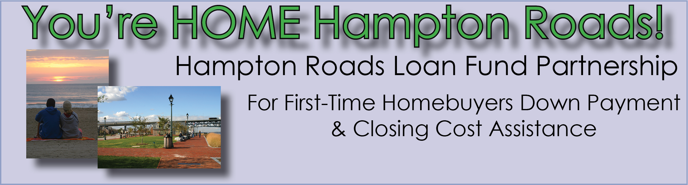HOME Hampton Roads Banner