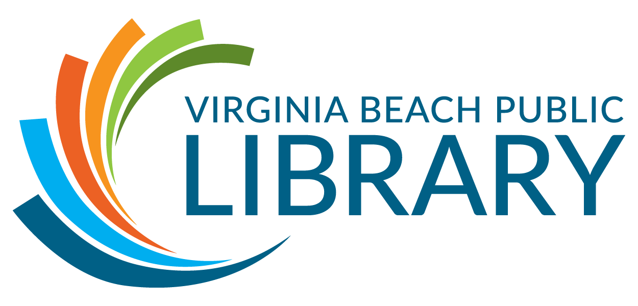Virginia Beach Public Library Logo
