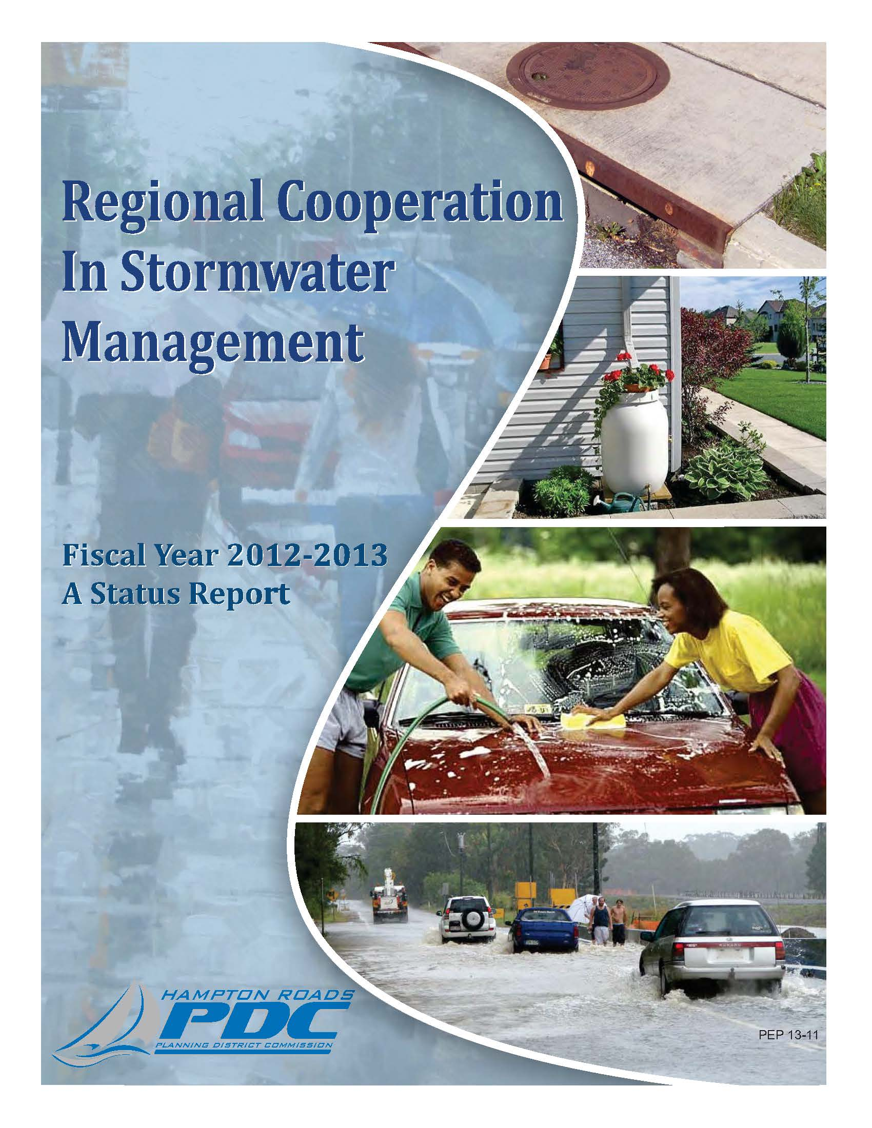 Cover Image Regional Cooperation in Stormwater Management