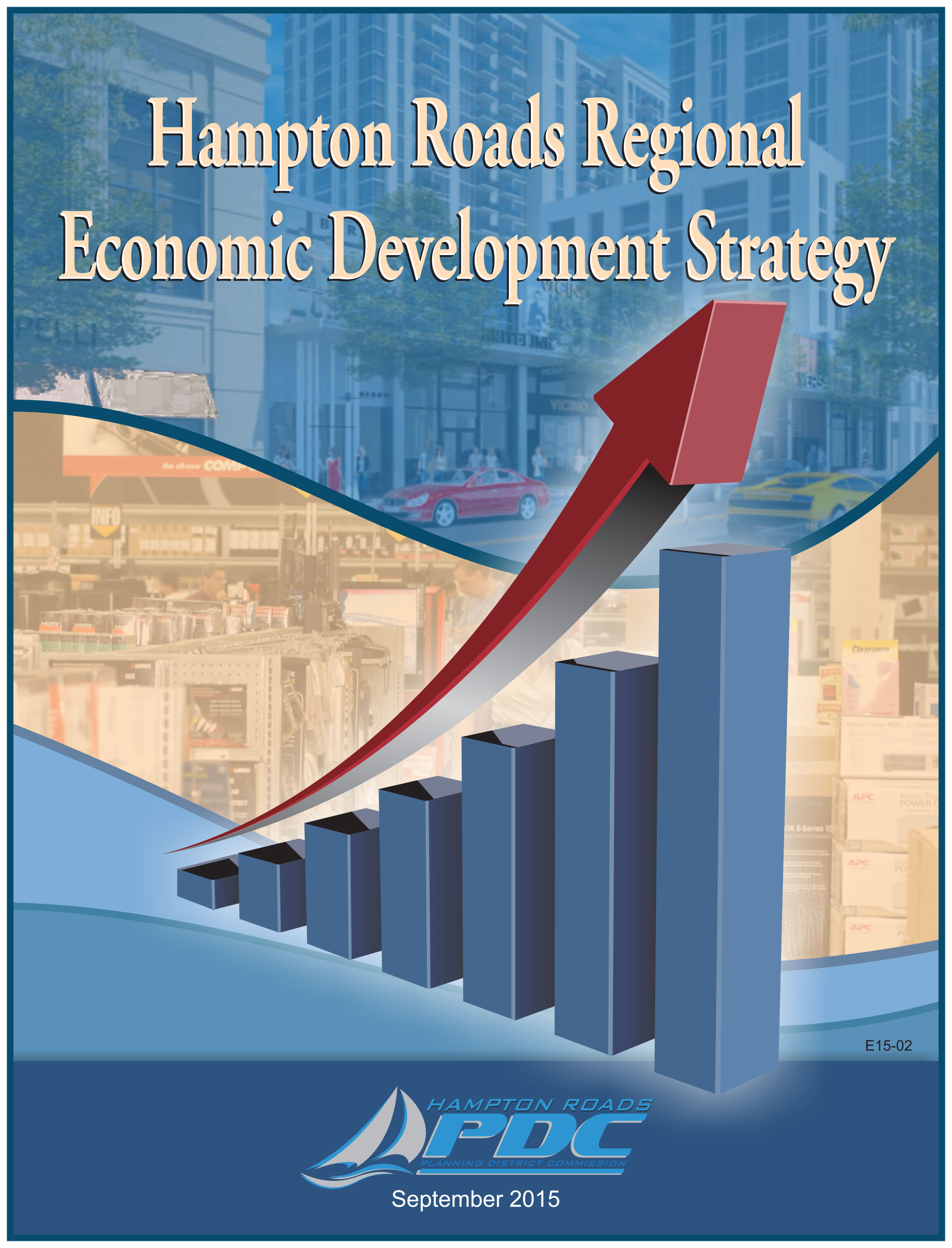 Regional Economic Development Strategy (REDS) Cover Image