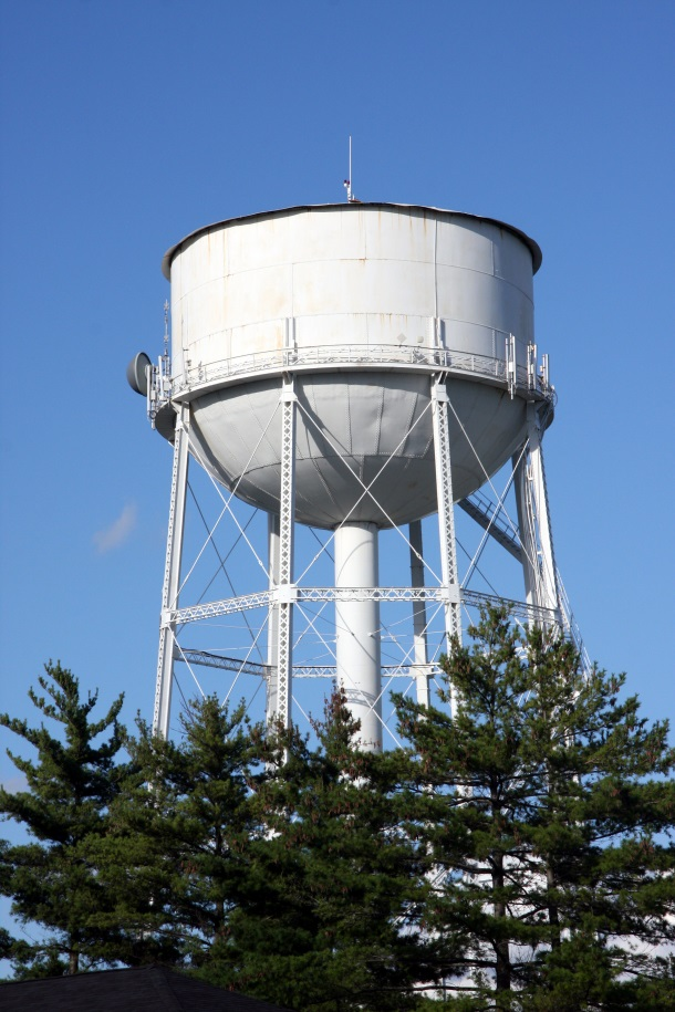 Picture of a Water Tower