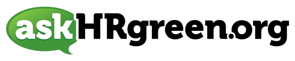ask HRGREEN.org Logo