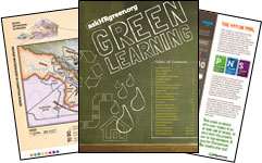 Green Learning Guide Cove and Pages