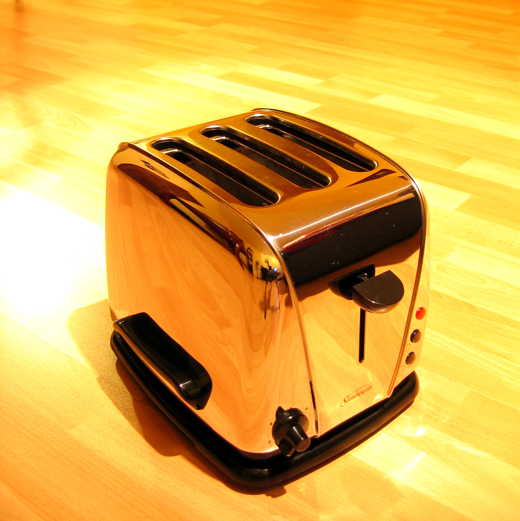 Old Toaster for Recycling